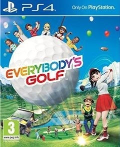 Everybody Golf (PS4)